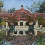 Botanical Building  ~   2014  •  36 x 24