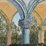 El Prado Columns  ~   2014  •  8 x 10