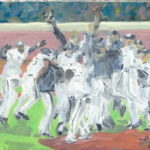 The White Sox Win the World Series  ~   2005  •  14 x 11