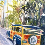 Woody in Encinitas  ~   Jonathan Rubbo, Escondido, CA 2013 • 16 x 20