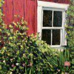 Whidbey Island, WA #2  ~   Lauren Spiegel Marlis, Altadena, CA  2018  •  11 x 14