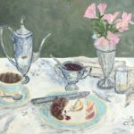 Afternoon Tea  ~   2002  •  24 x 18