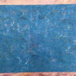 Untitled abstract  ~   Double boards 1996  •  16 x 20