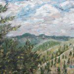 The Bob Marshall Wilderness  ~   Kathy Loh, San Rafael, CA  2008  •  10 x 8