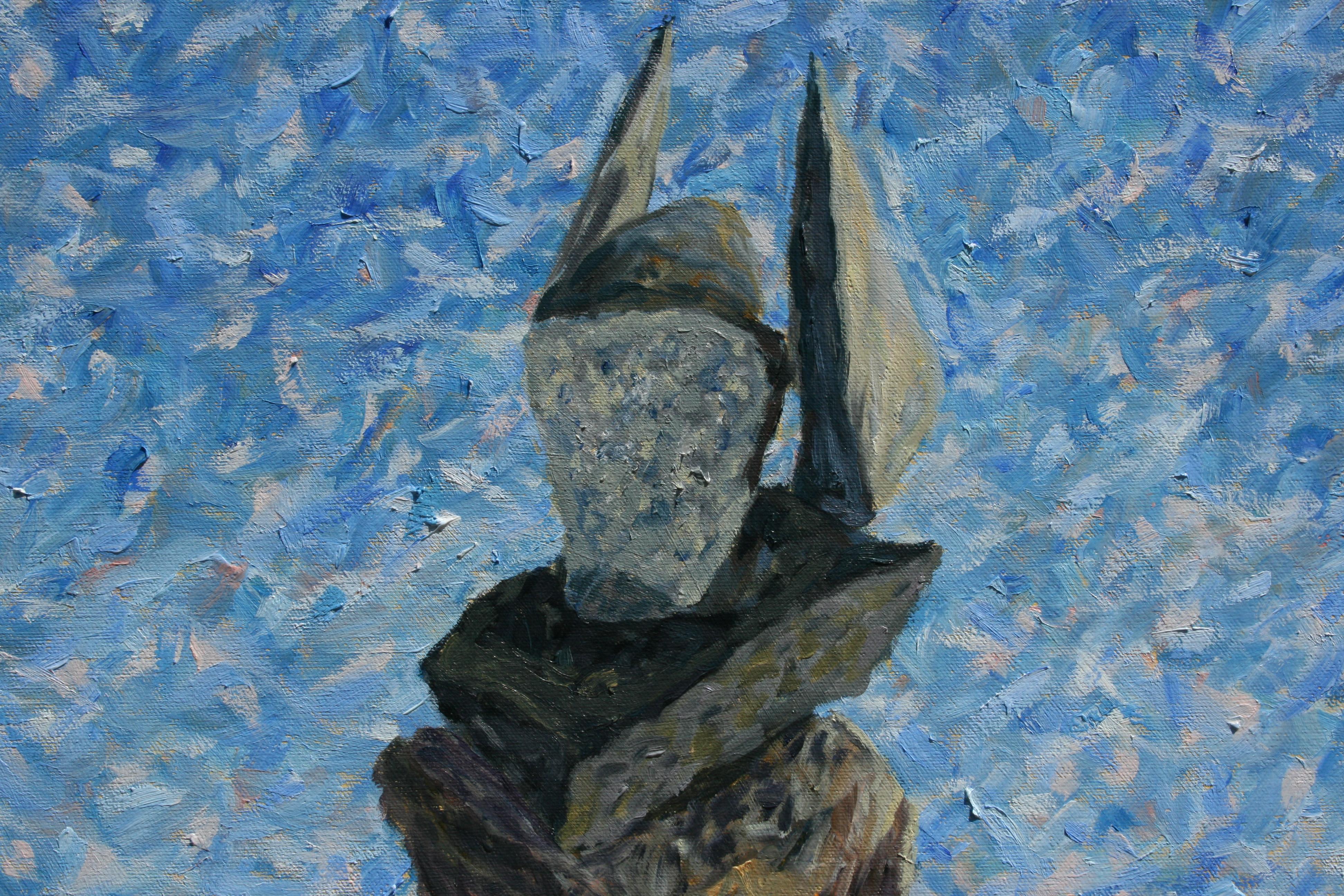 Rock Sculpture #3 (detail)