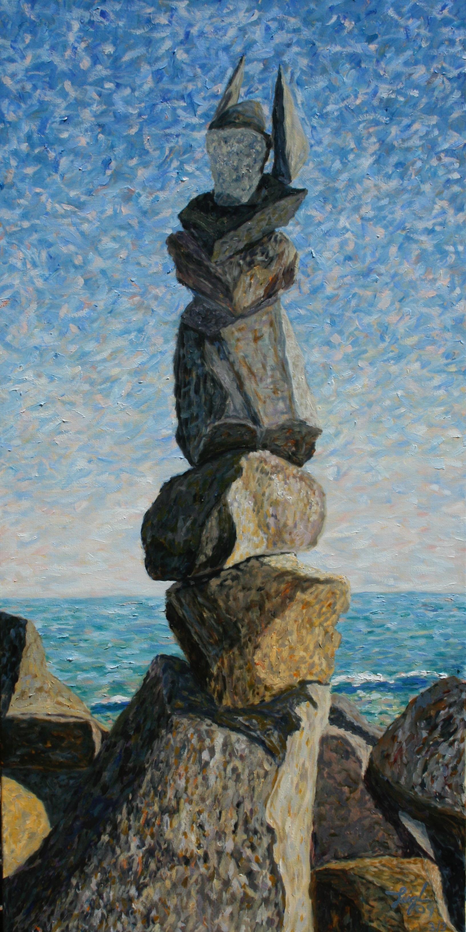 Rock Sculpture #3