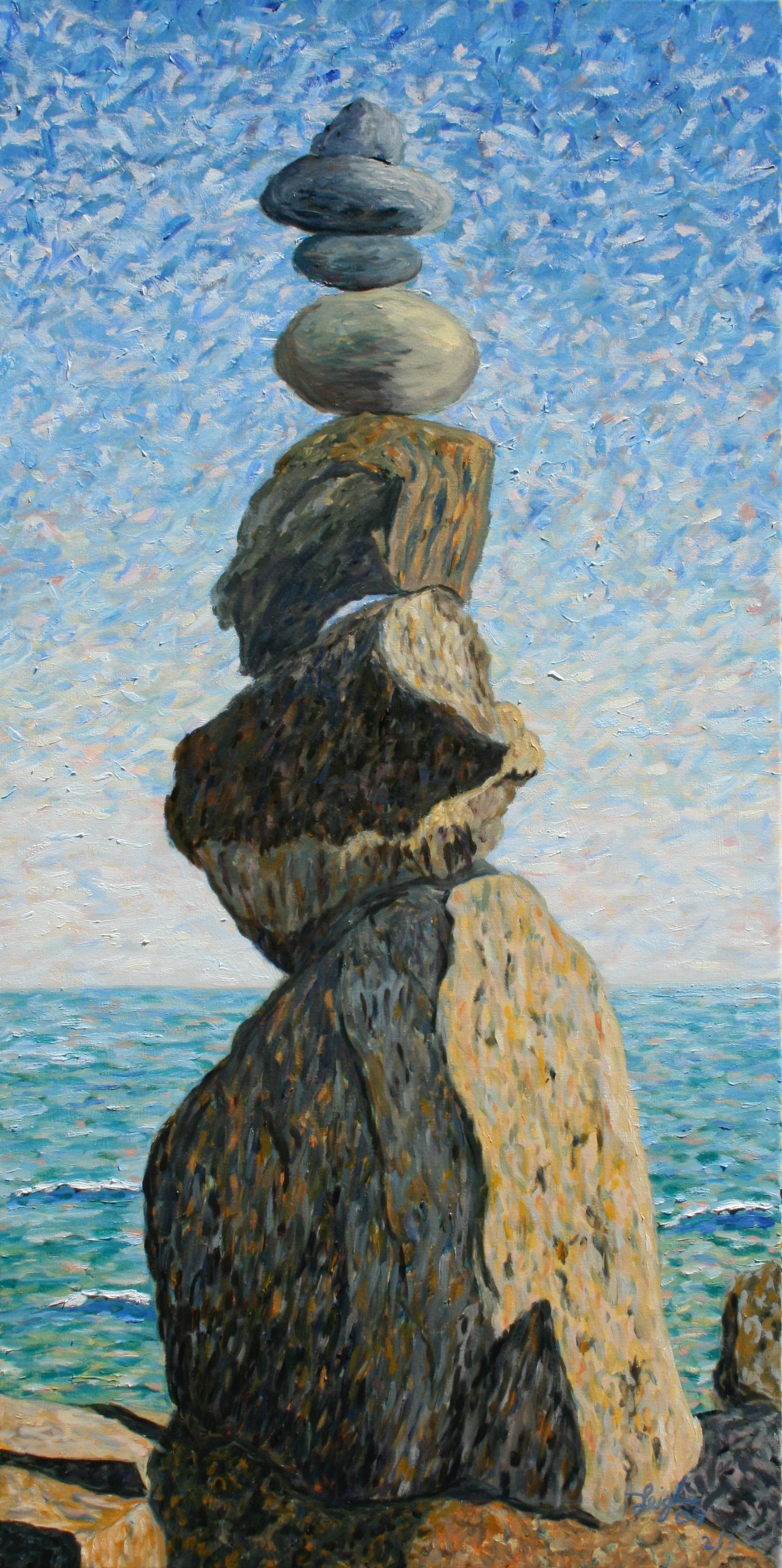 Rock Sculpture #2