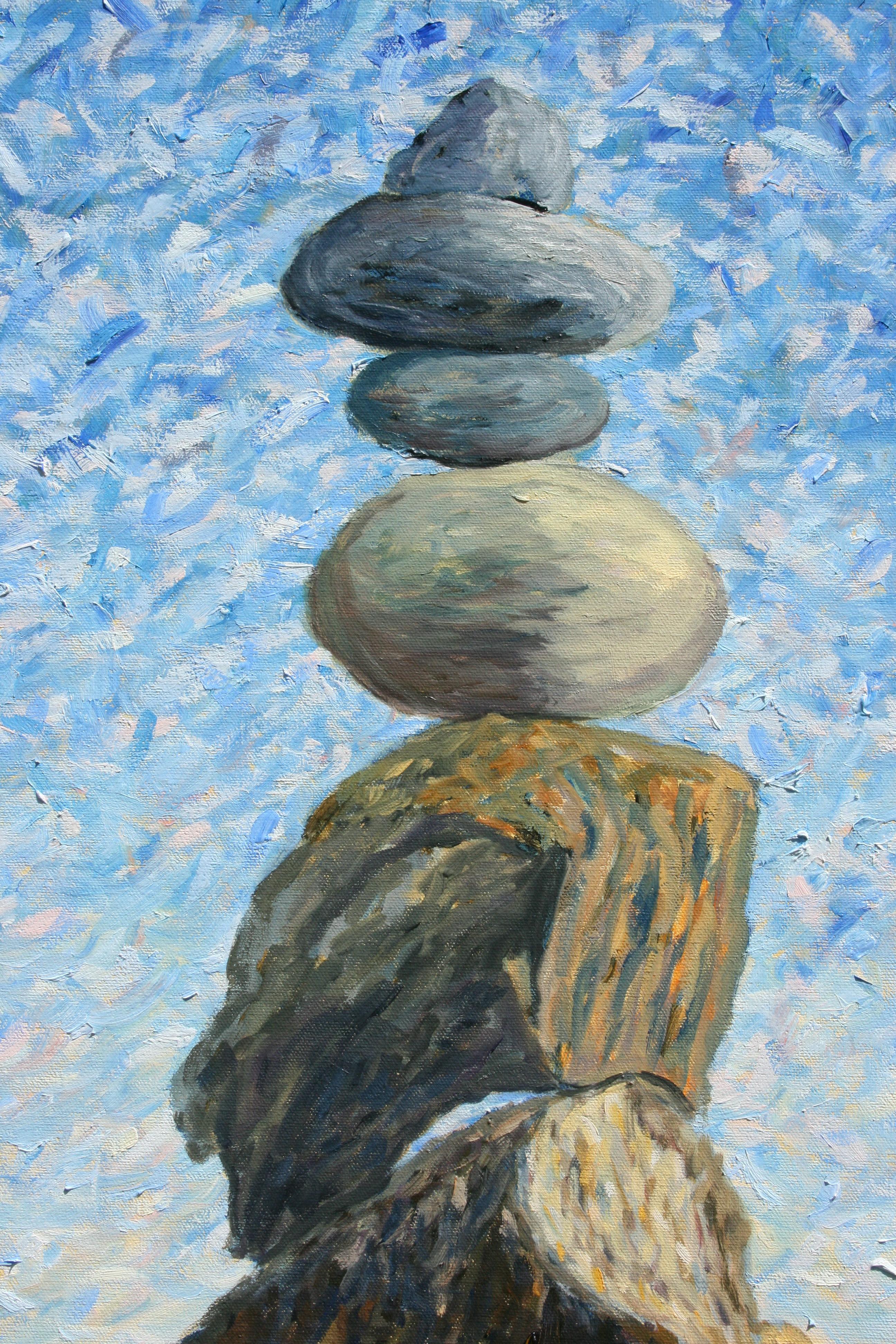 Rock Sculpture #2 (detail)