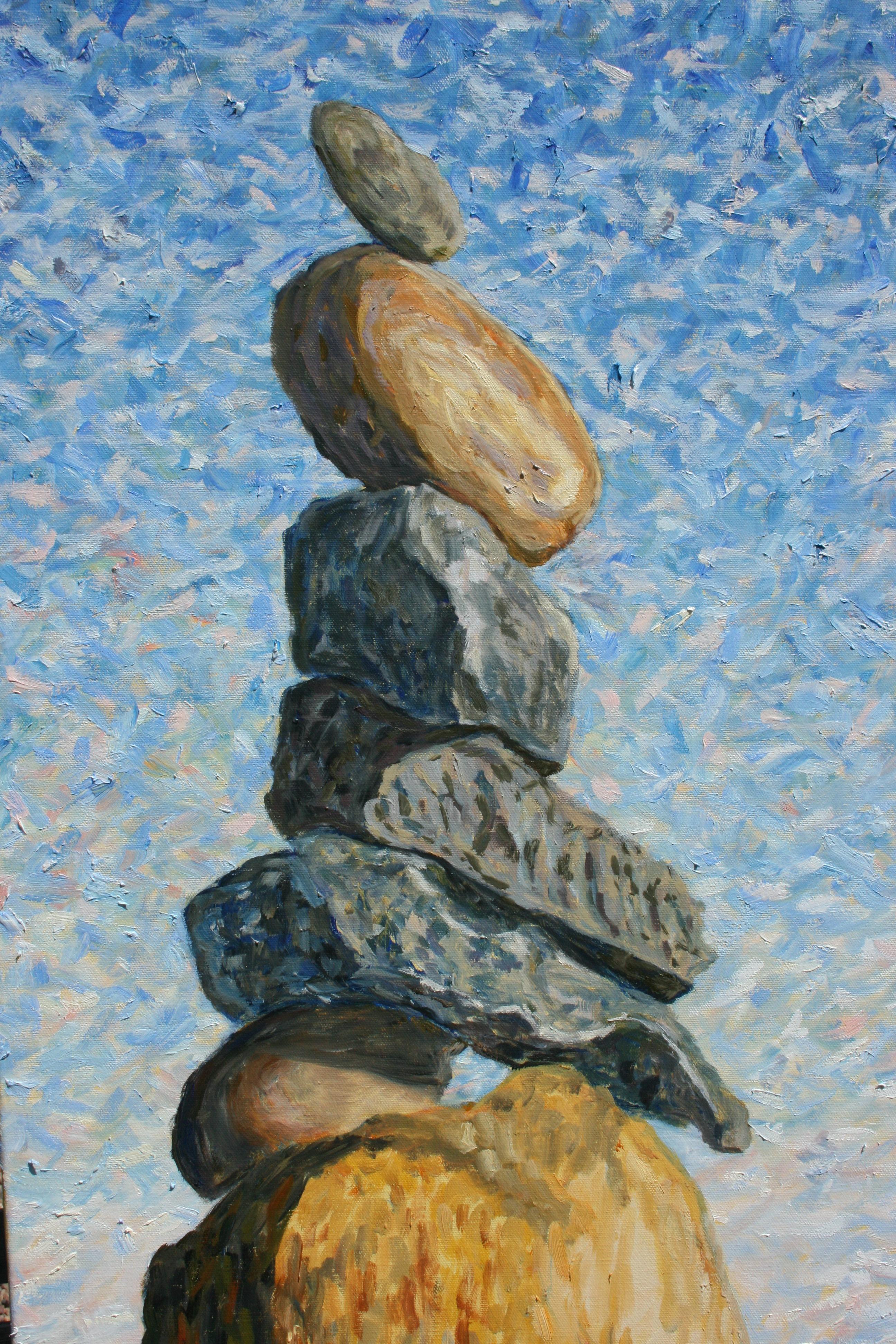 Rock Sculpture #1 (detail)