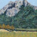 Hollister Peak #4  ~   Ray & Sally Lemberg, Prescott, AZ  2015 • 8 x 10