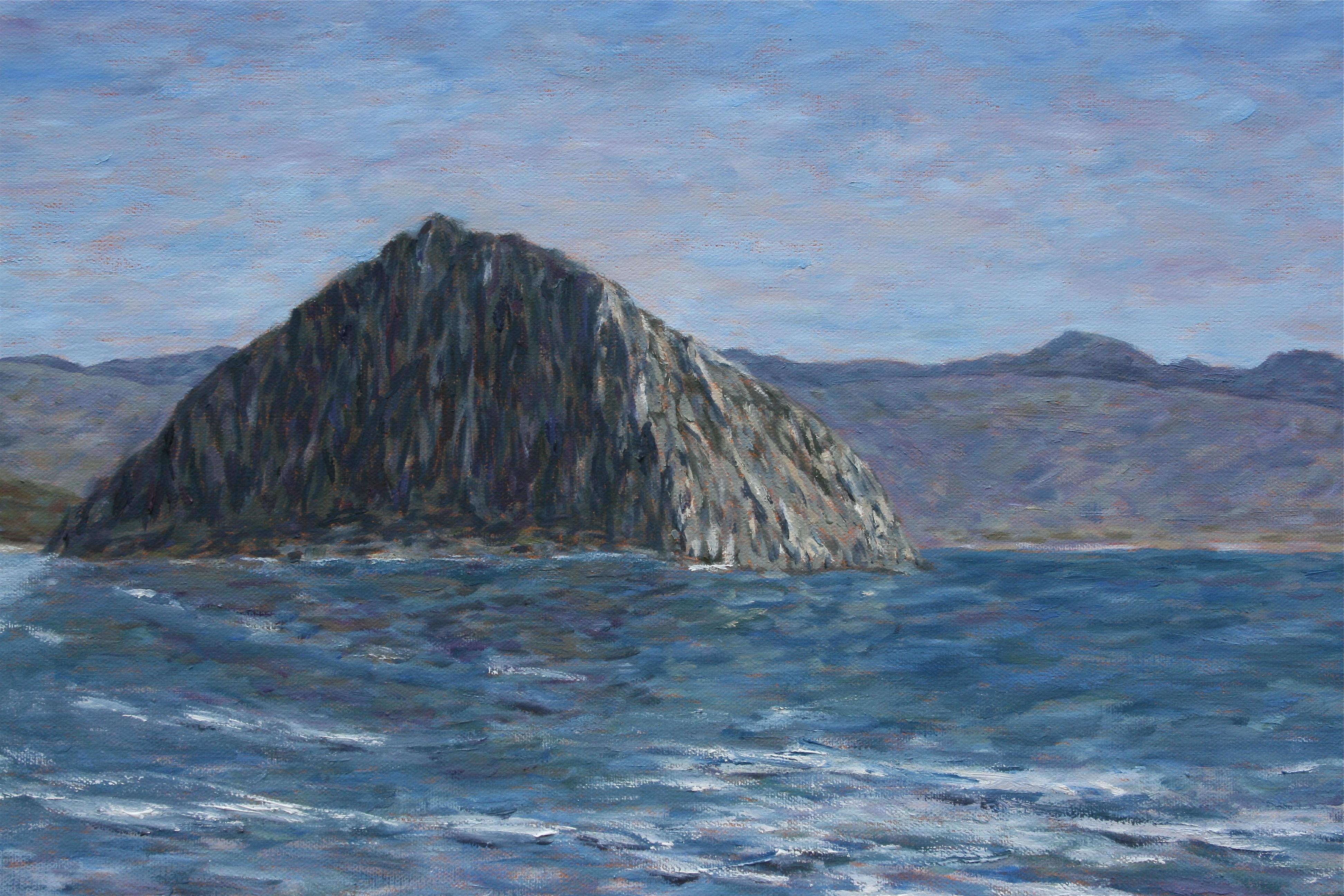 Morro Rock 2015 (detail)