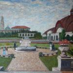 Botanical Grounds 1916  ~   2016  •  40 x 30