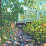 Quarryhill Botanical Garden  ~   Bill & Joanna McNamara, Glen Elen, CA 2011  •  11 x 14