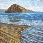 Morro Rock 11  ~   Howard Anton Duncan, Oceanside, CA 2011 • 30 x 40