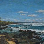 Beach on Kauai  ~   2012 • 20 x 16