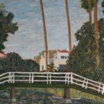 Venice, CA Canal #4  ~   Emily Terrill, Santa Barbara, CA 2014  •  15 x 30