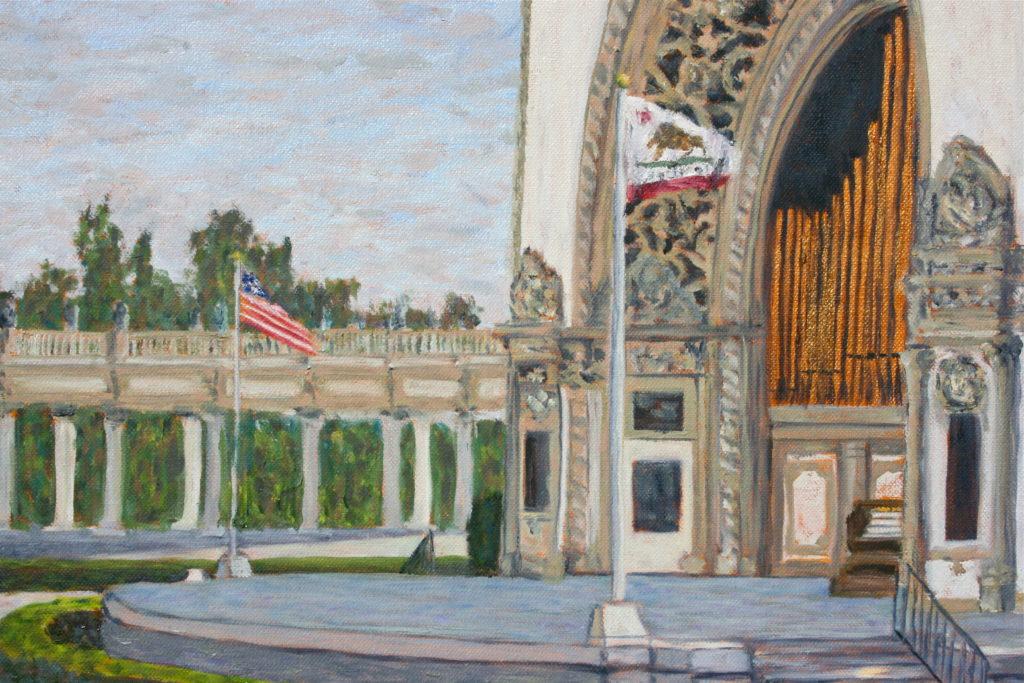 Spreckels Organ Pavilion #2