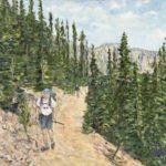 Uncle Ben Hiking to Hart's Pass (WA) 2019  •  20 x 16