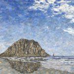 Morro Rock Series #4  ~  Michael & Jordonna Dores, Morro Bay, CA  2019  •  30 x 24