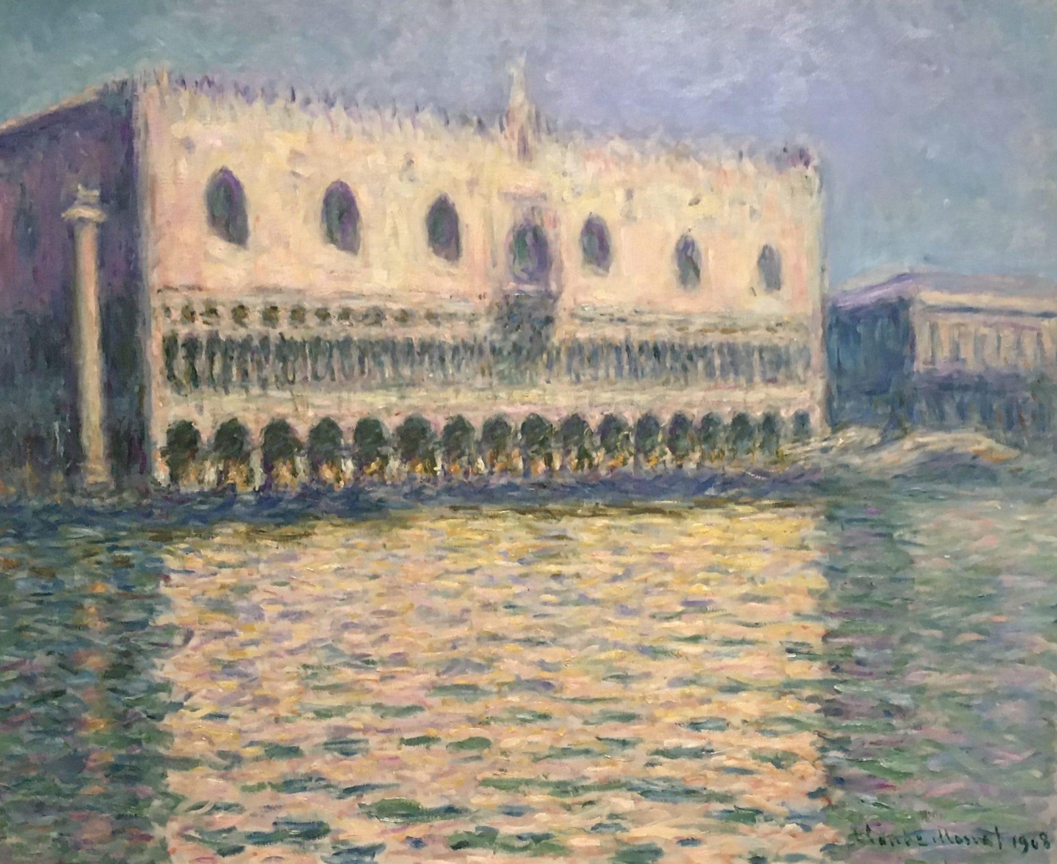 Monet, 2008