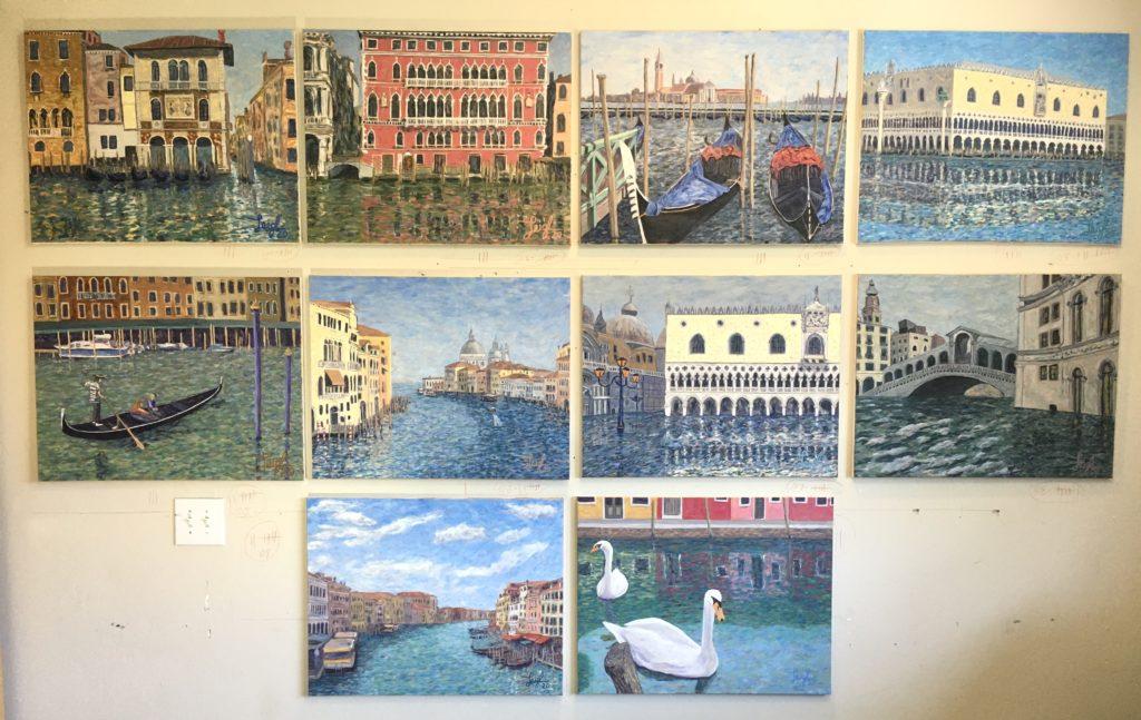 Venice Series 1-10