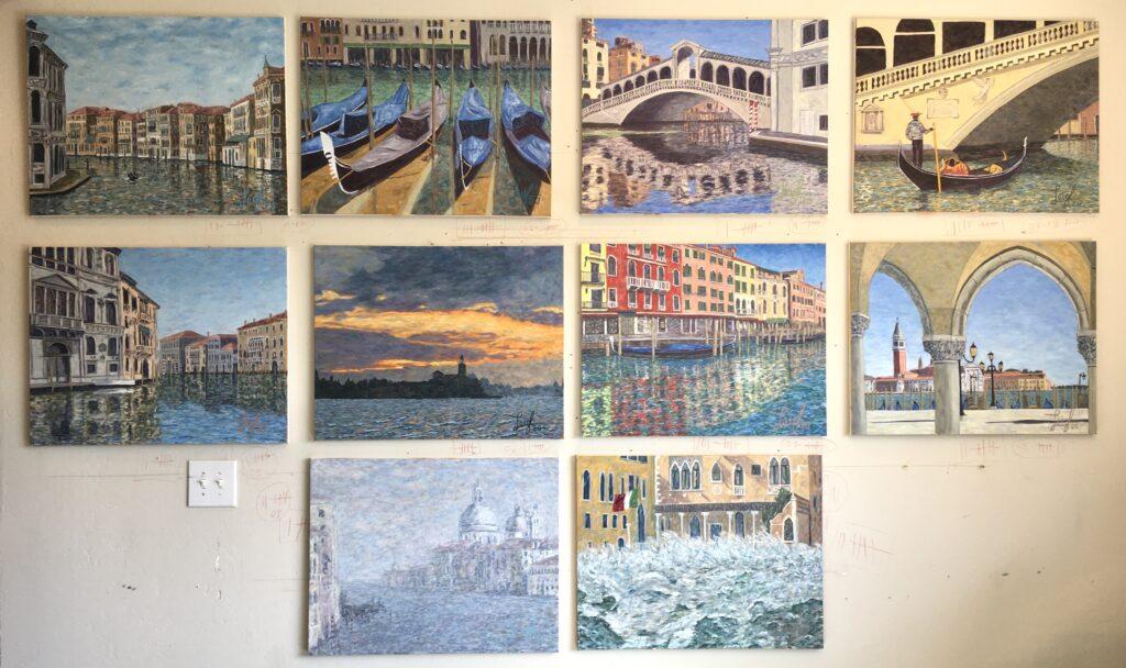 Venice Series 11-20