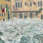 Venice Storm (#20)  2020  •  28 x 22