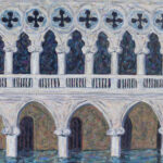 The Doge's Palace Flooded 1/6  28 x 22  •  2020