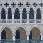 The Doge's Palace Flooded 3/6  28 x 22  •  2020
