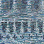 The Doge's Palace Flooded 5/6  28 x 22  •  2020